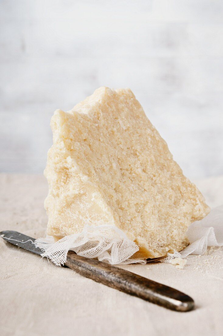 Parmigiano (a piece of Parmesan)
