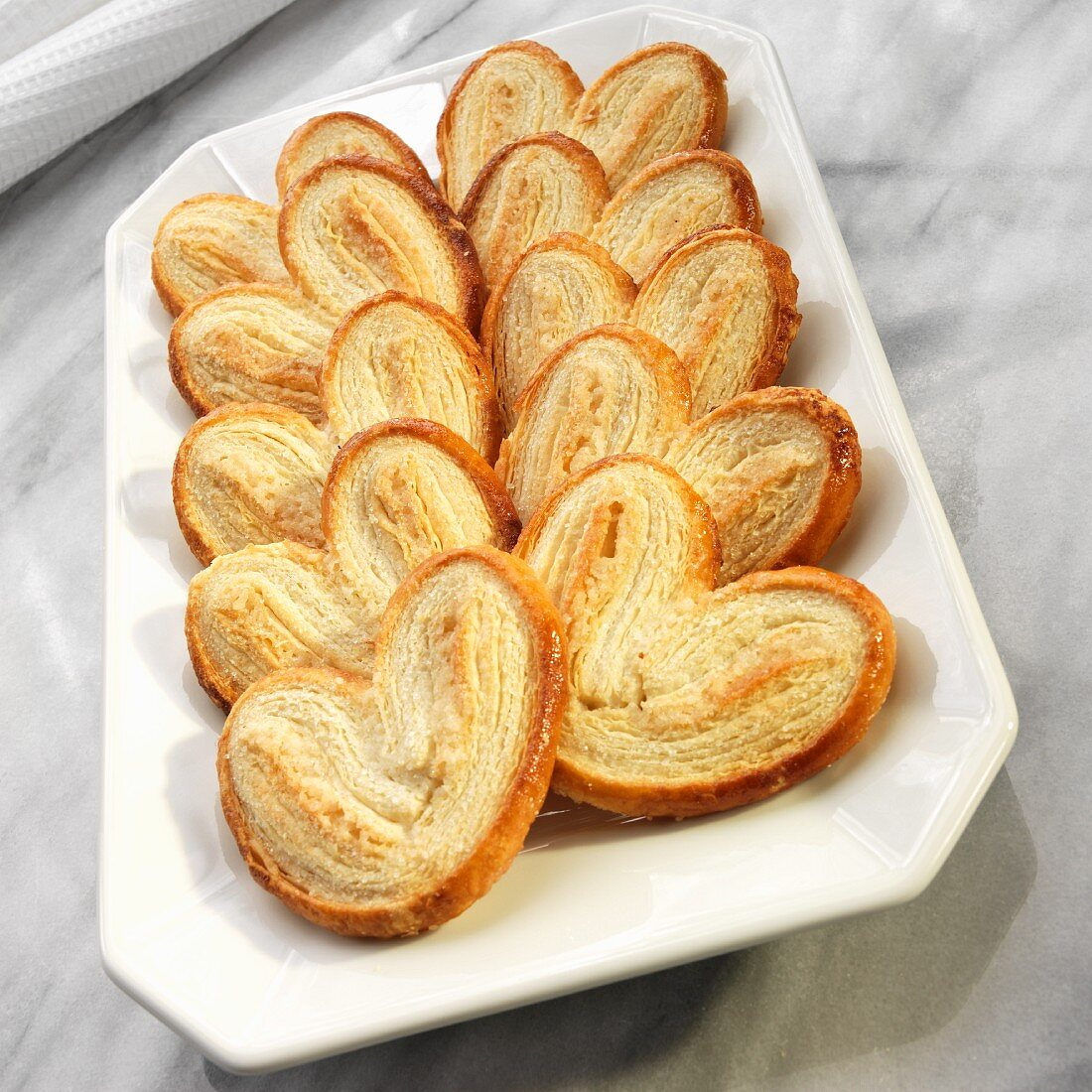 Argentine Butterfly Pastries