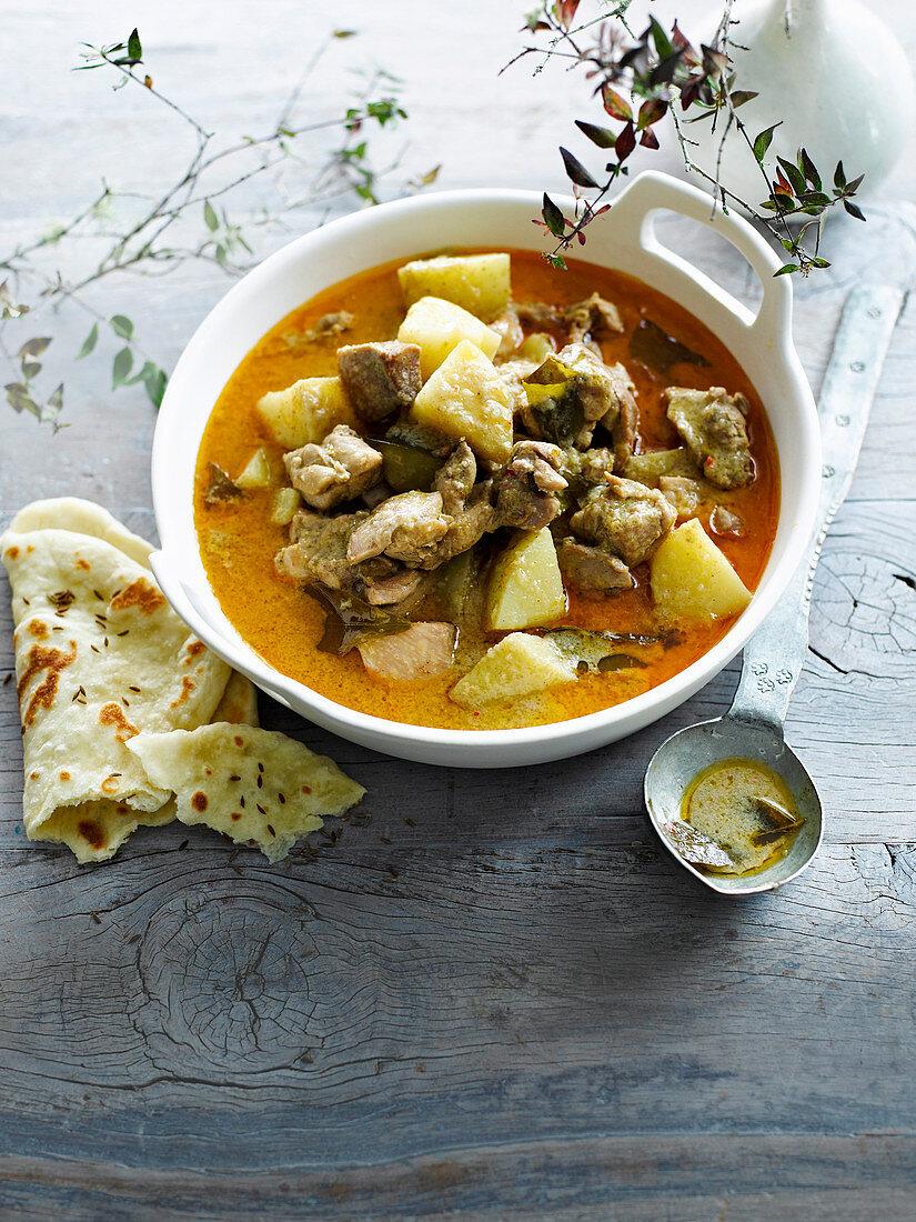 Nonya chicken curry
