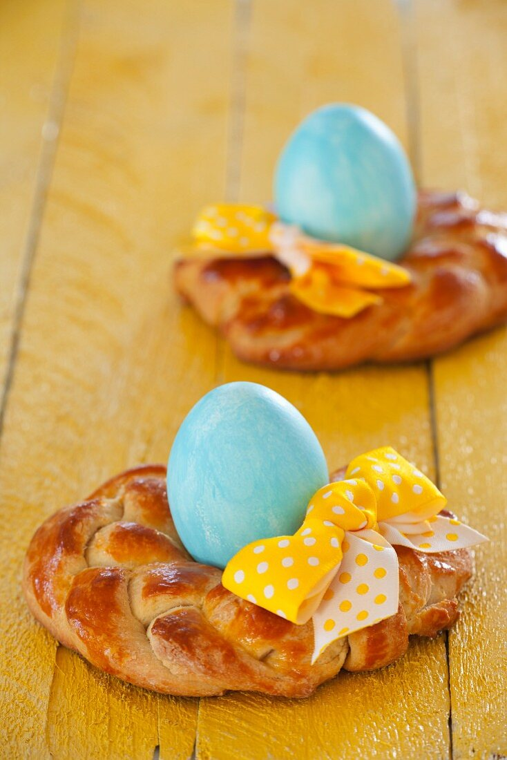 Small Easter wreaths