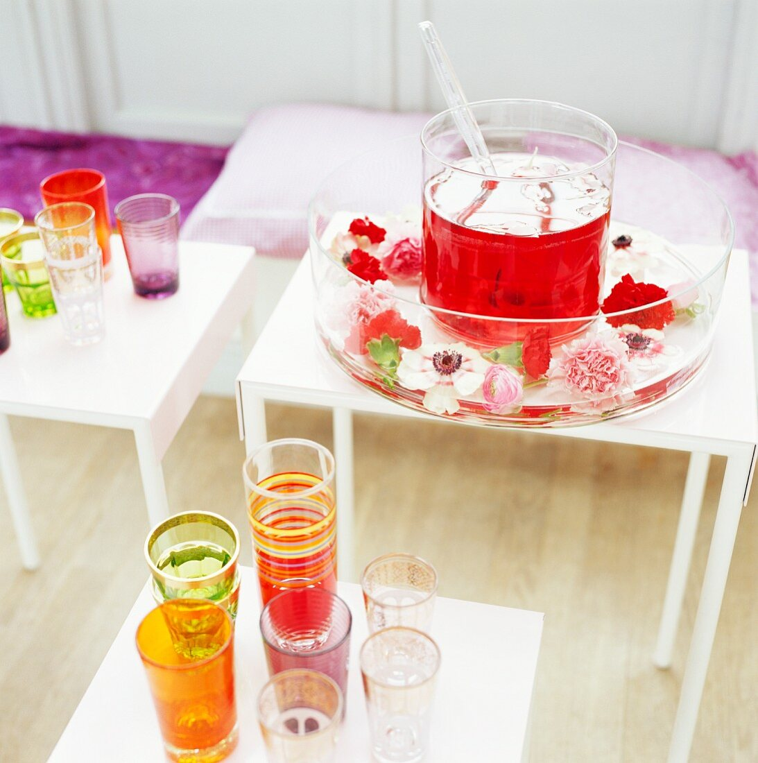 Red summer punch