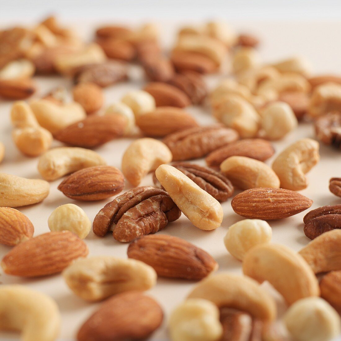 Assorted salted nuts