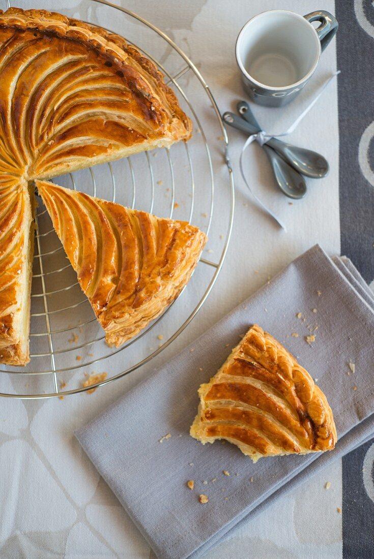 Galette De Rois (Three Kings cake, France)