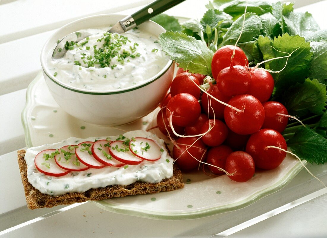Herb Cream Cheese