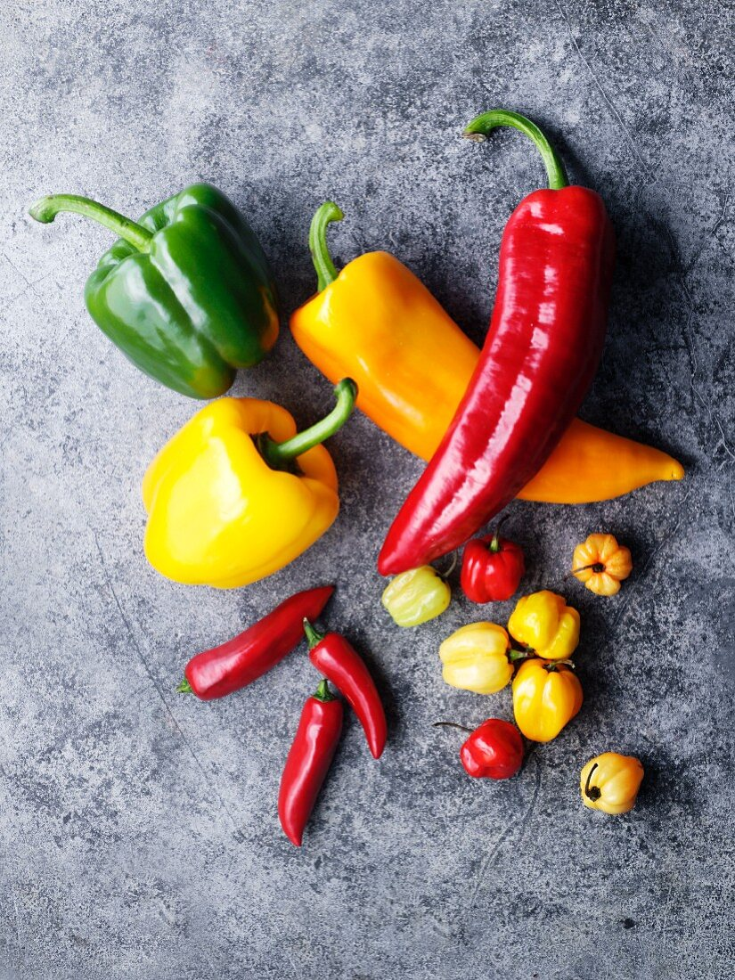 Assorted Bell Peppers