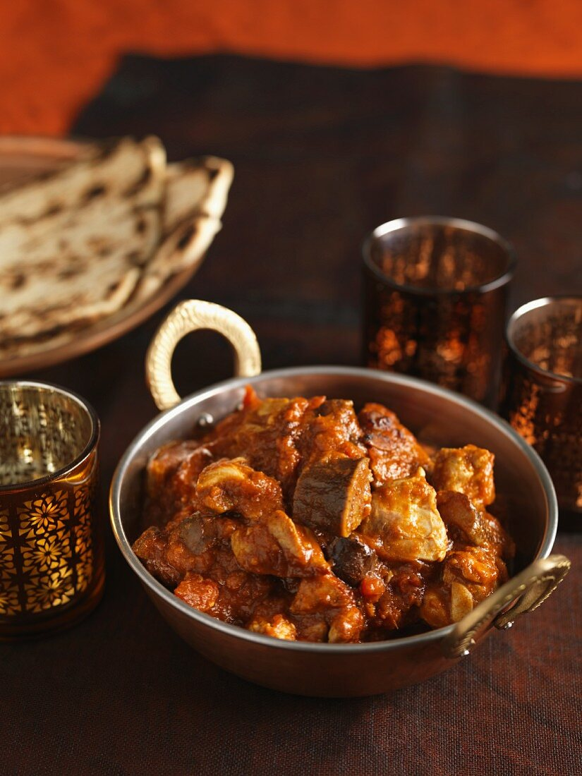 Chicken masala (India)