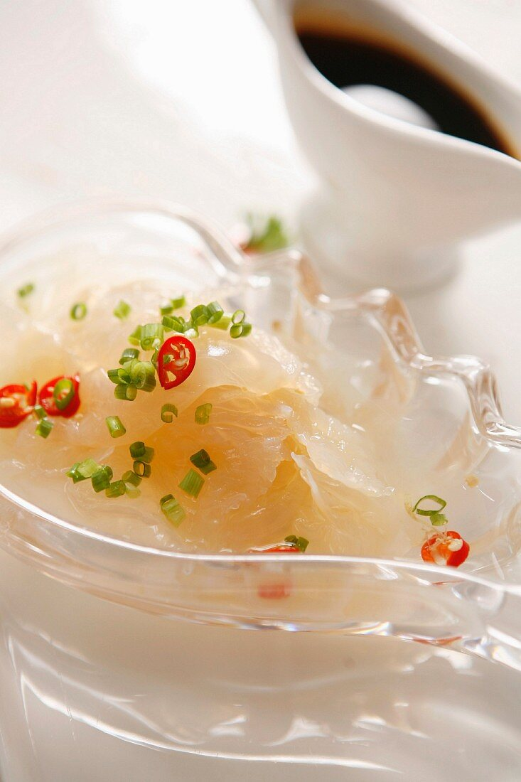 Abalone juice jellyfish