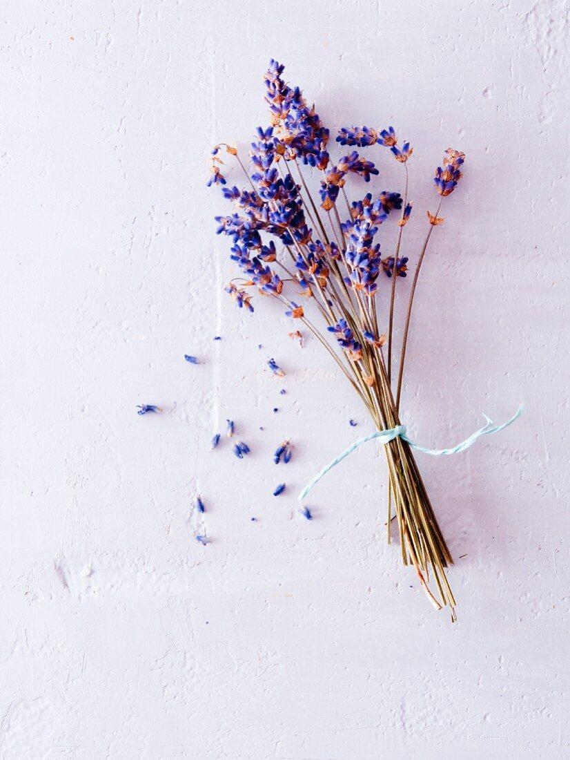Lavendelsträusschen