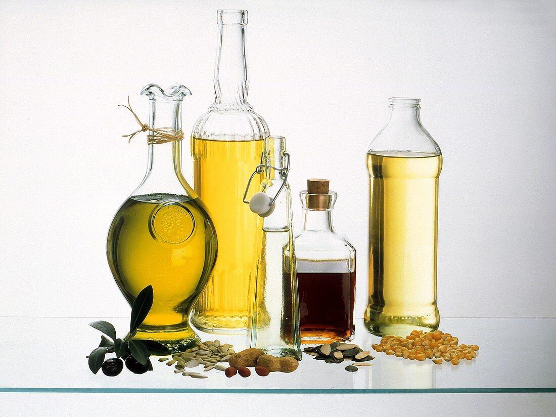 Olive Oils and Balsamic Vinegar; Ingredients