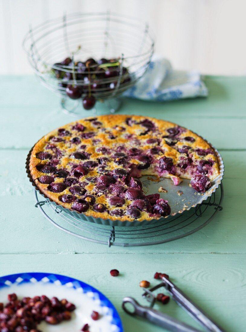 ADHD food: cherry bake