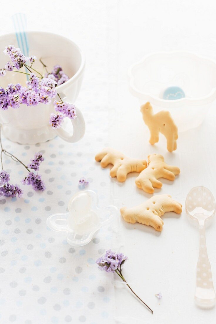 Baby animal crackers