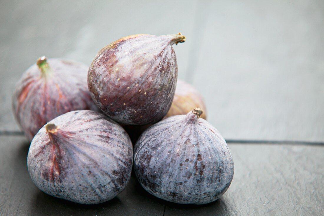 Blue figs