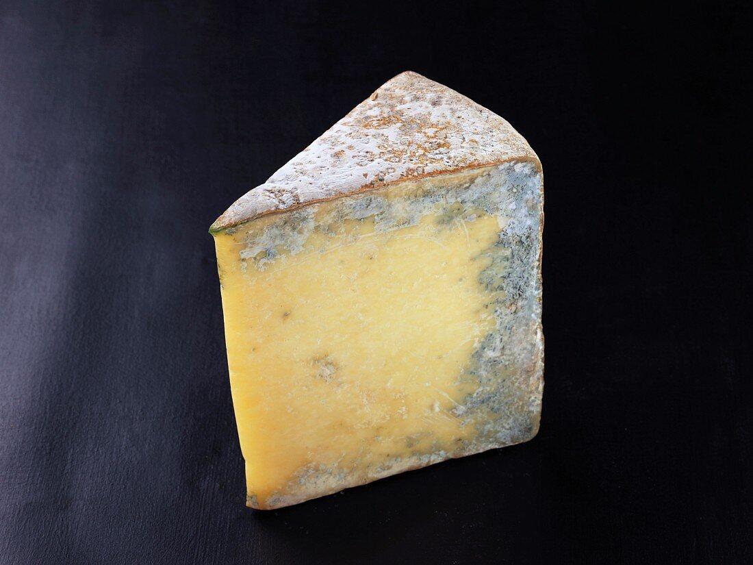 Bleu de termignion (French cow's milk cheese)