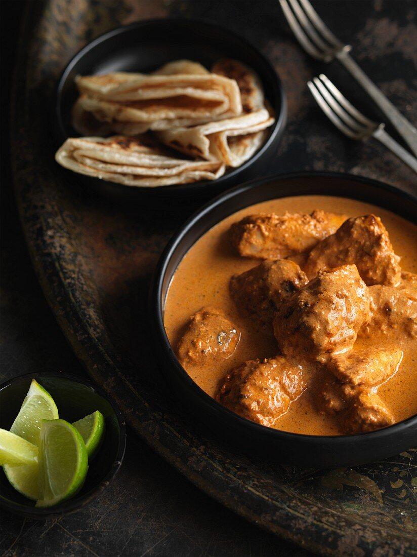 Chicken tikka masala (India)