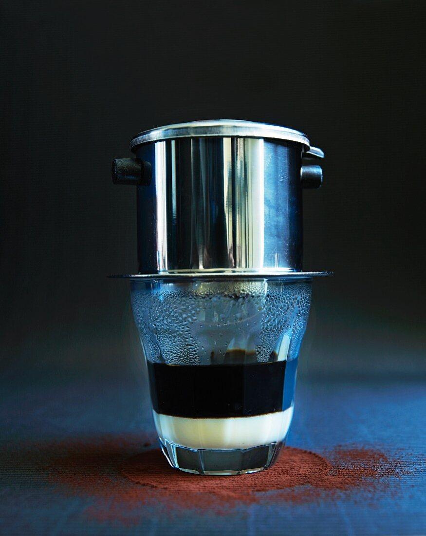 Cha Pe (Vietnamese coffee speciality)