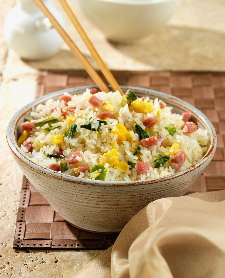Nasi goreng (Rice dish, Indonesia)