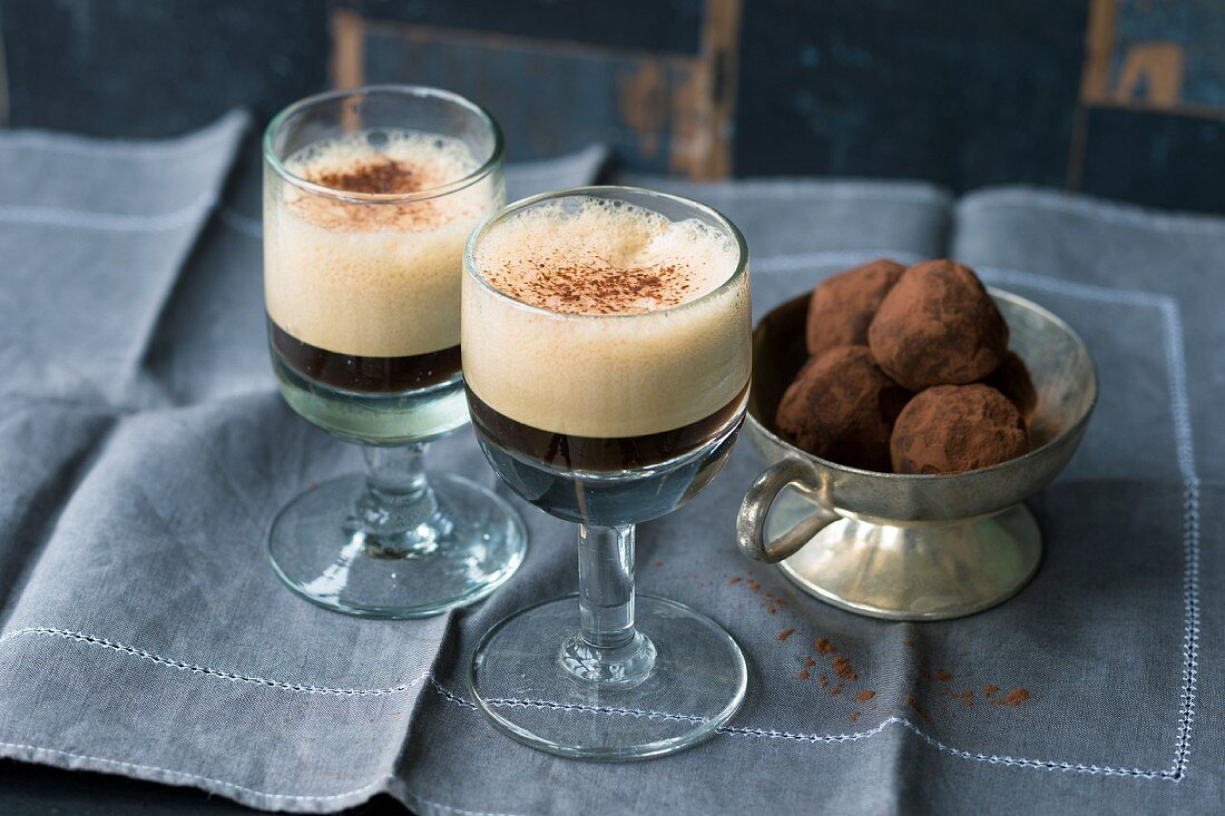 Caffè Shakerato (Italy)