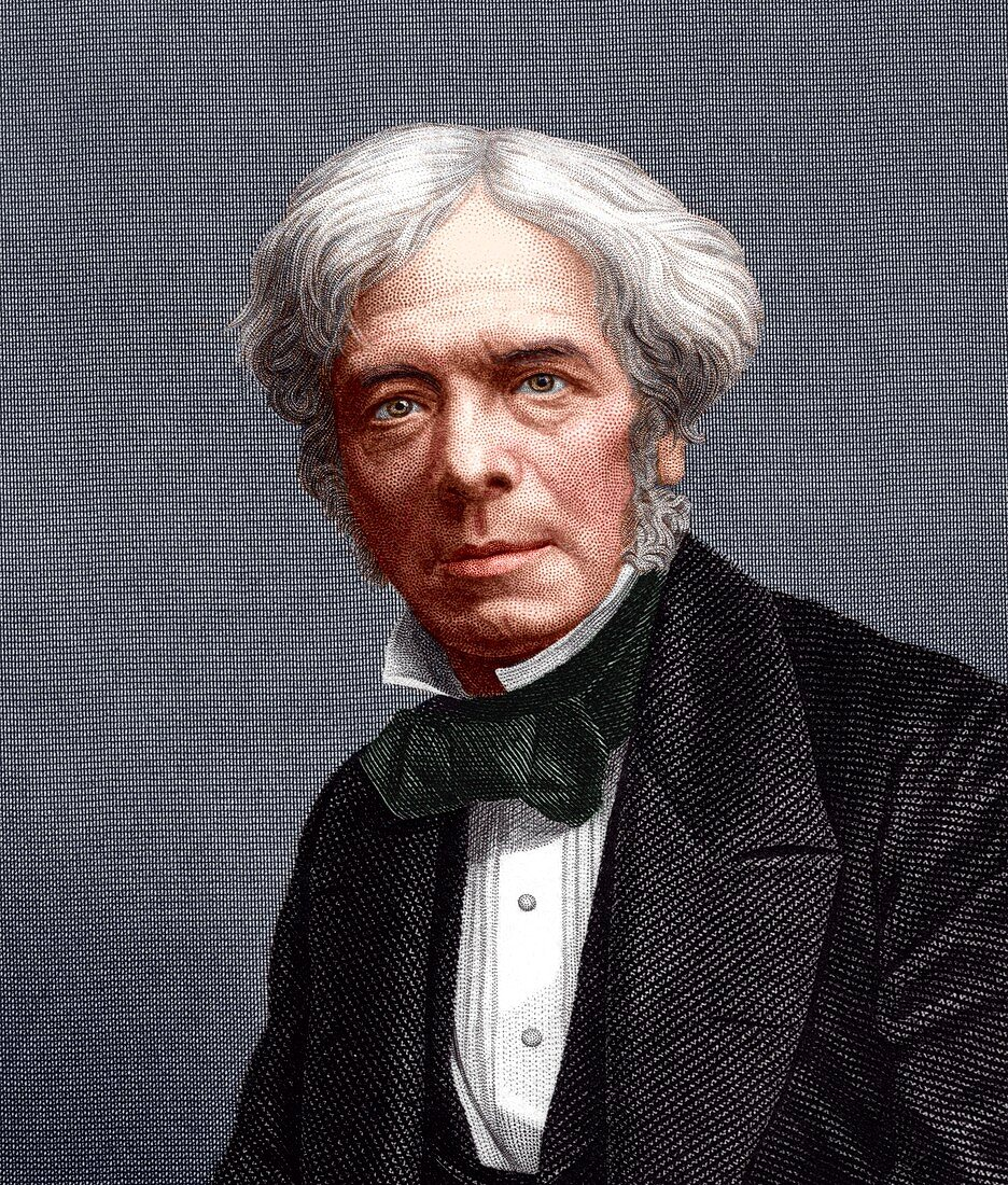 Michael Faraday,English chemist