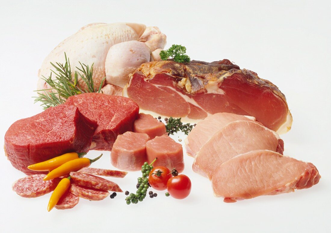 Several Meats