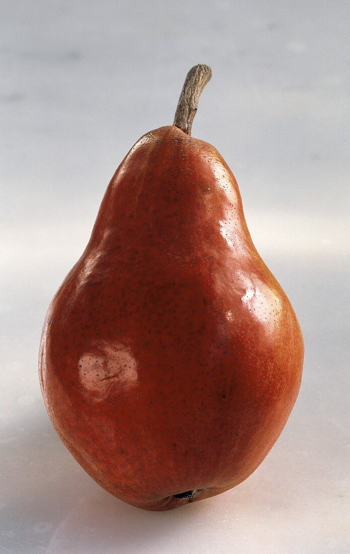 Whole Red Anjou Pear
