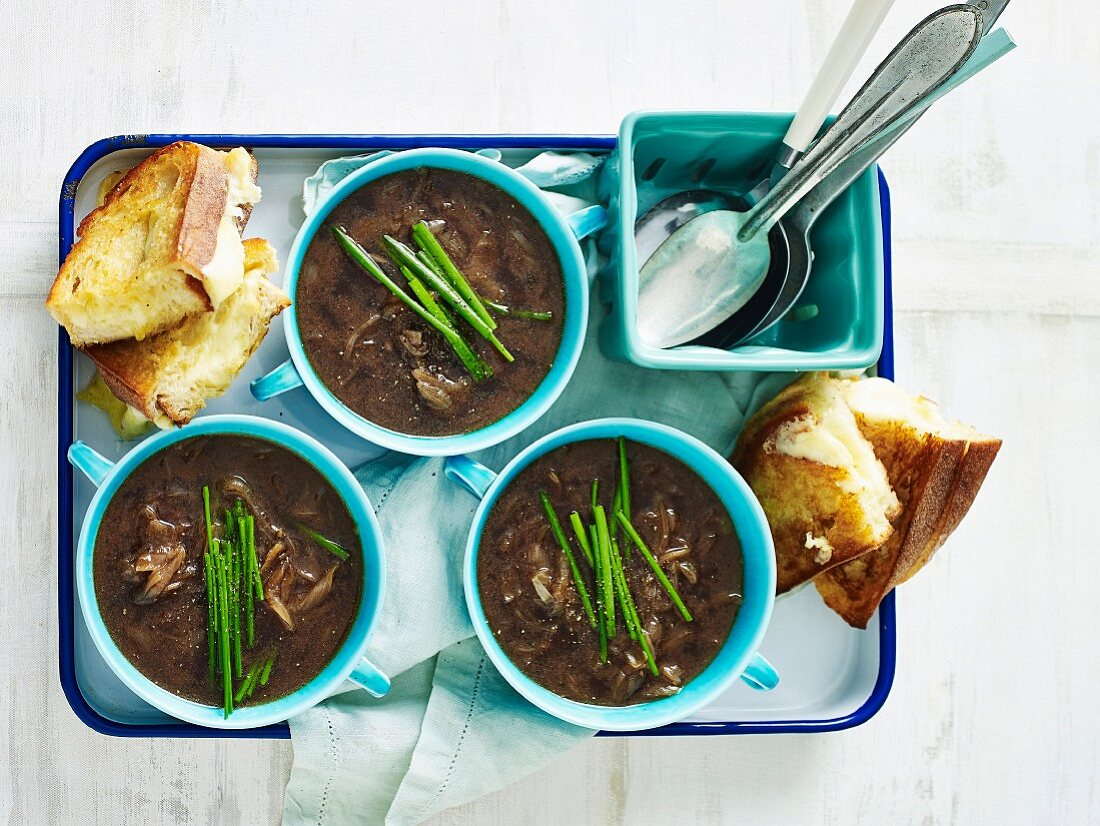 Hearty, Healthy Soups