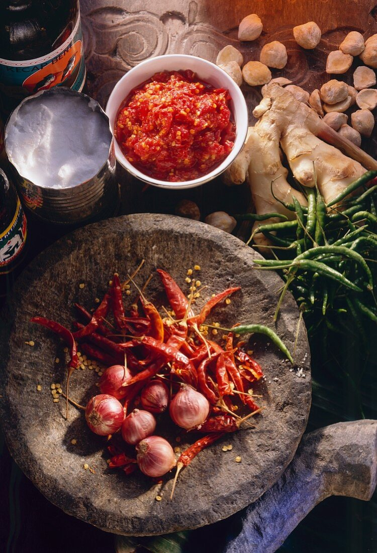 Ingredients For Curries