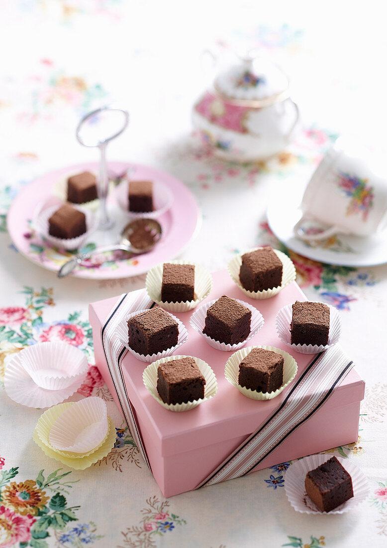 Best-ever Fudge Brownies