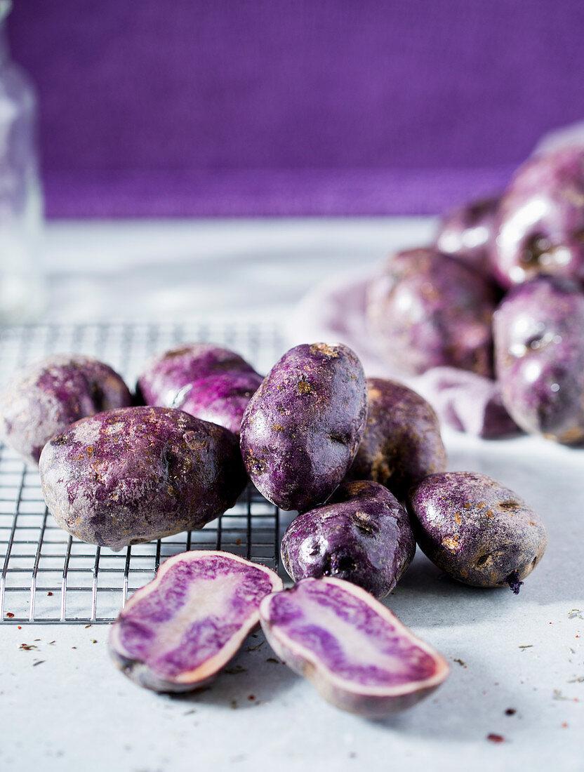 Frische Trüffelkartoffeln