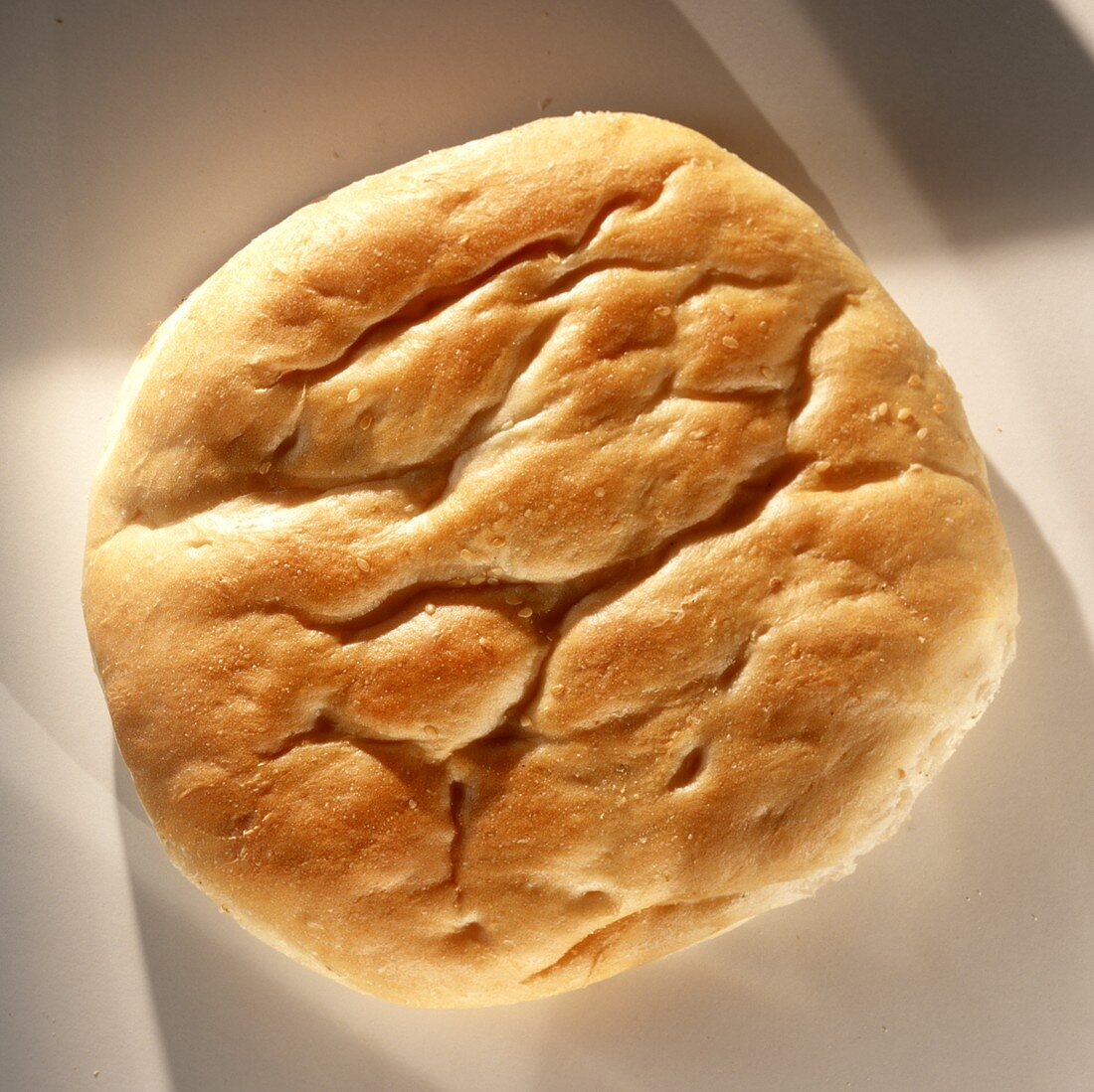 A Loaf of Flat Bread