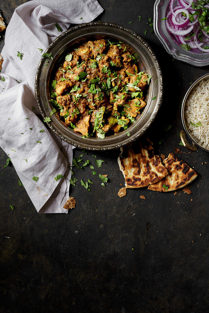 Chicken Curry (India)