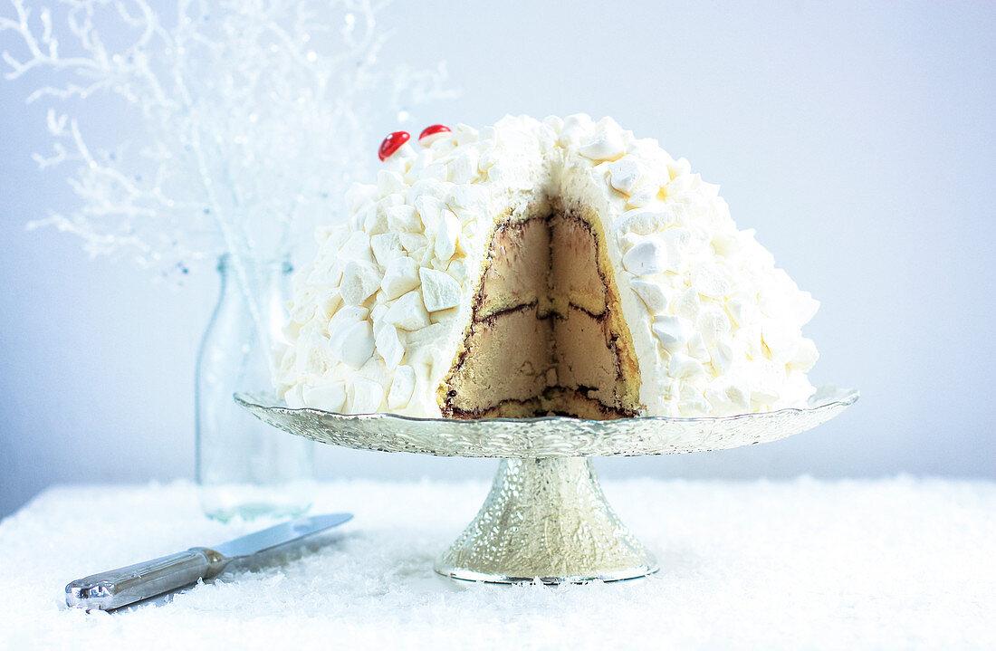 Baileys coffee cake (Christmas)