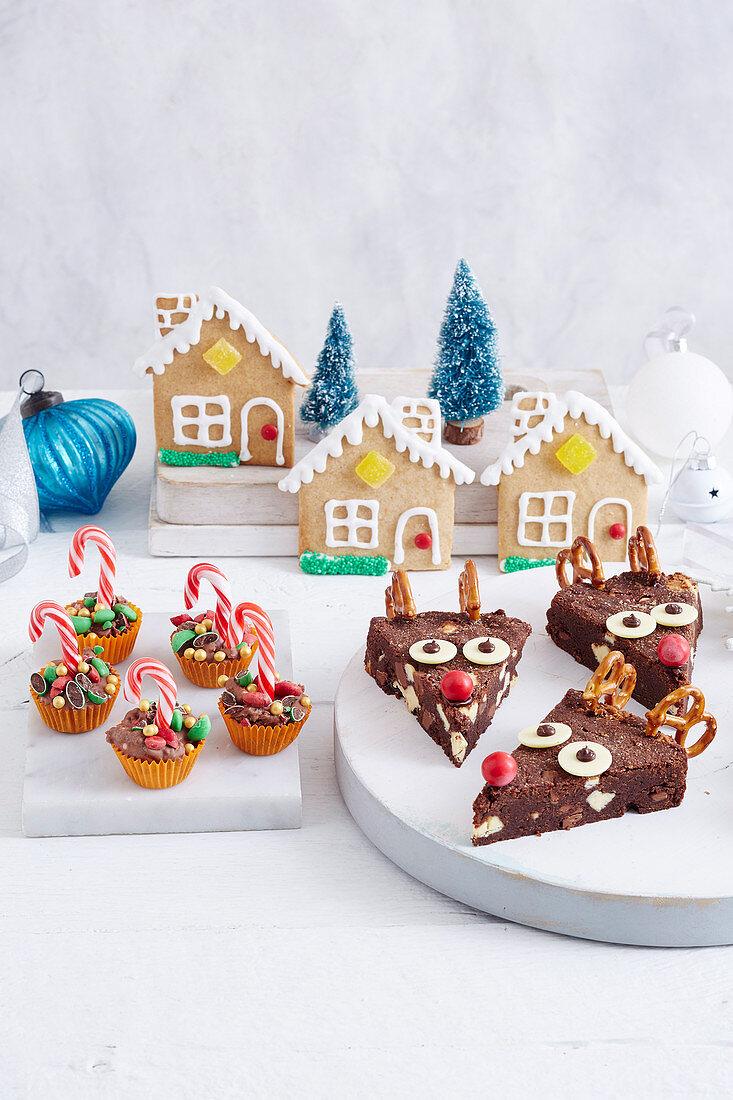 Süsse Weihnachtsgeschenke aus der Küche