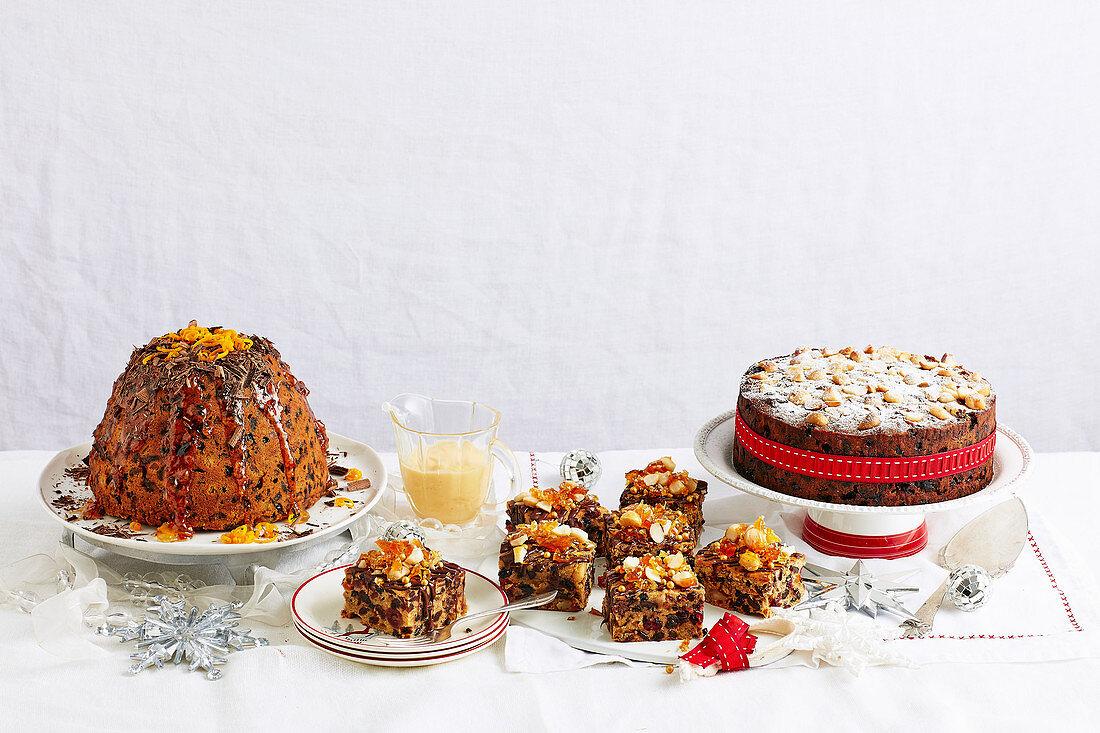 Christmas with Woman s Day - Take One Christmas Fruit Cake Mix..