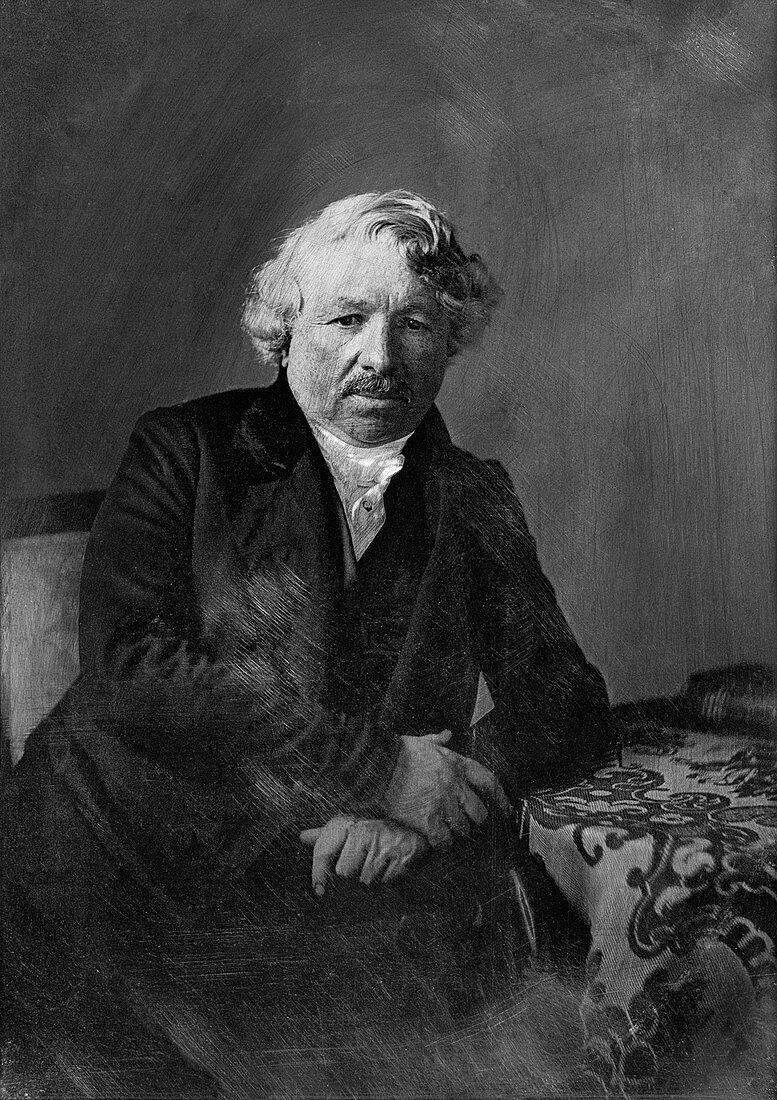 Louis Daguerre, French chemist