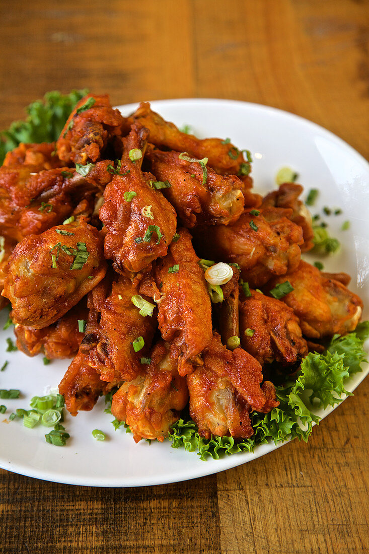 Chicken wings (USA)