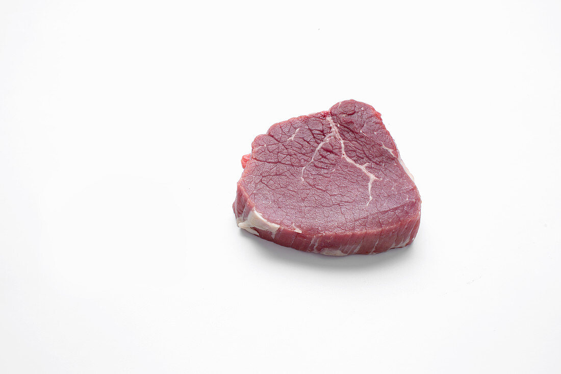 Eye round steak (steak from the thick flank)