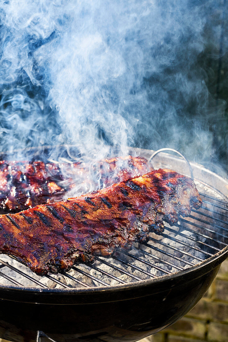 BBQ Roasted Spare Ribs