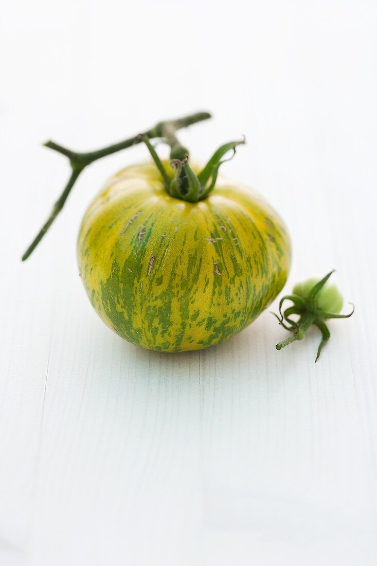 'Green Zebra' (tomato variety)