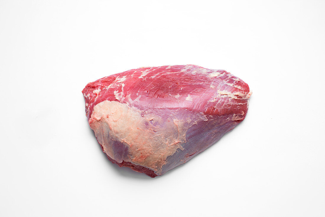 Flat thick flank of beef
