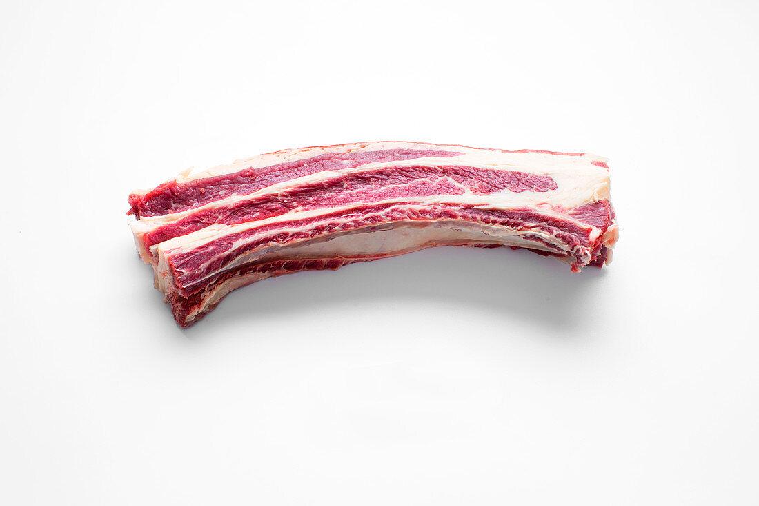 Boneless beef rib