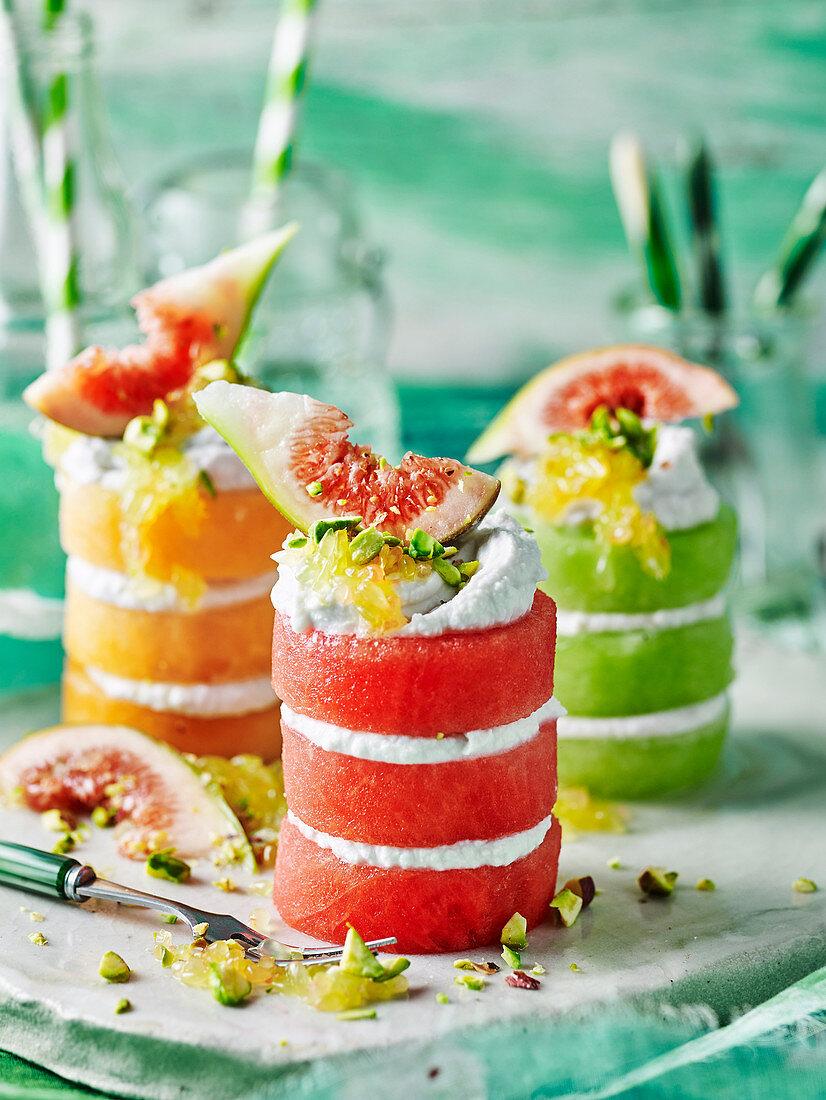 Pure Goodness Fruit Stacks