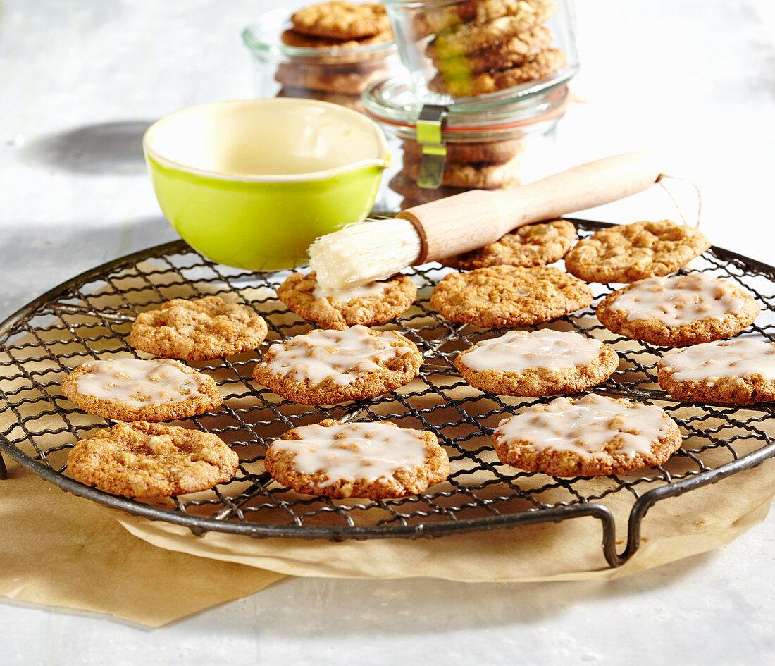 Coburg gingerbread biscuits