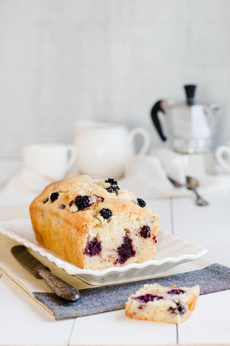 Blackberry Loaf