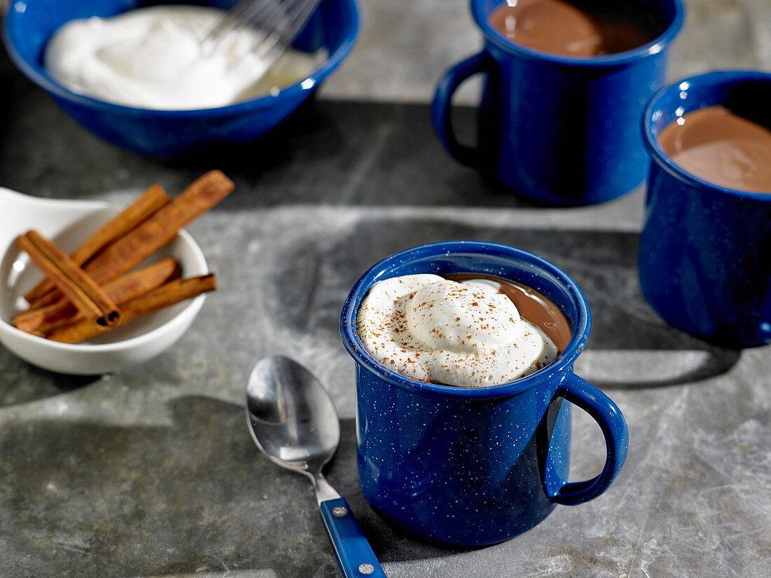 Rumplemayer's Semisweet Hot Chocolate