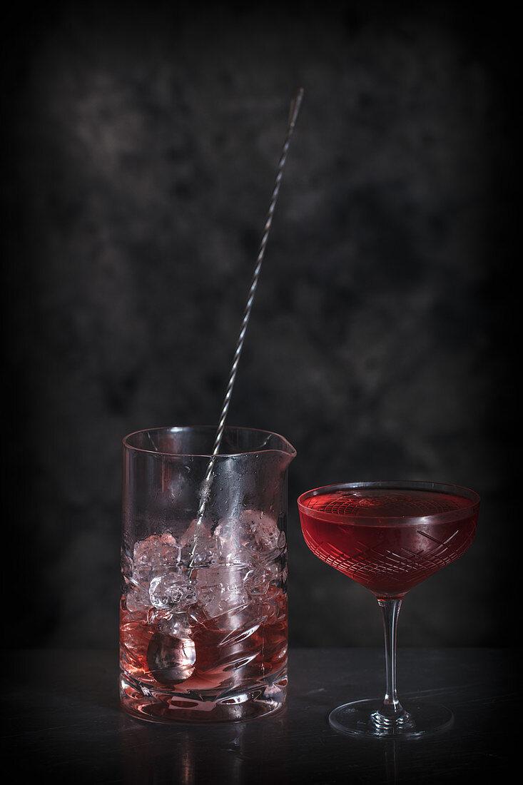 Campari Rosso cocktail
