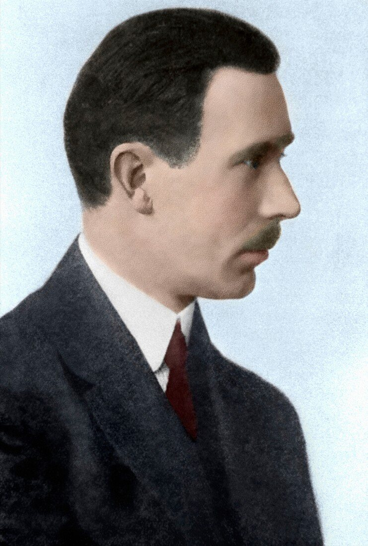 Johannes Nicolaus Bronsted, Danish chemist