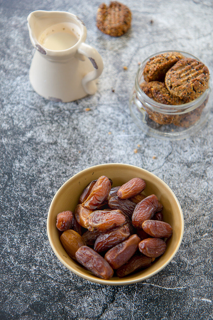 Dates and cookies