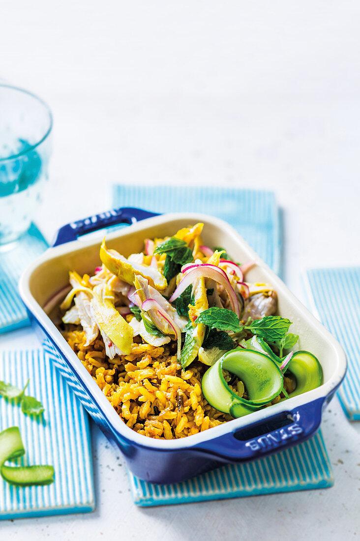 Hoi Ân chicken rice