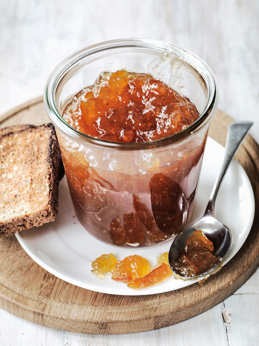 Classic British Orange Mamalade