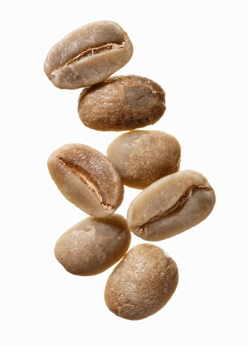 Coffee beans (Pergamino, Brazil)